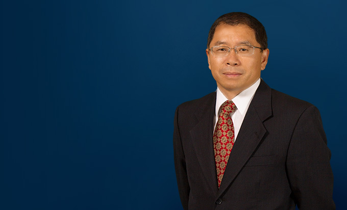 Photo of Dr. Kening  Li