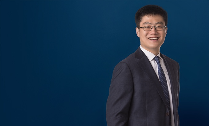 Photo of Lu (Kevin) Wang