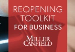 Image related to Miller Canfield's Reopening Toolkit for Business